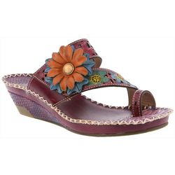 Spring Step Womens L'Artiste Vardi Slide Sandals