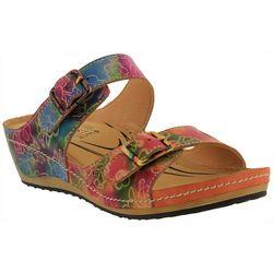 Spring Step Womens L'Artiste Marilou Slide Sandals