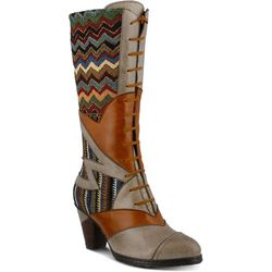 Spring Step Womens L'Artiste Malag Tall Boots