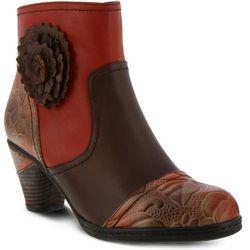 Spring Step Womens L'Artiste Neske Ankle Boots