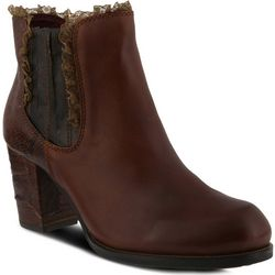 Spring Step Womens L'Artiste Bata Booties