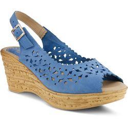 Spring Step Womens Chaya Sling Back Sandals