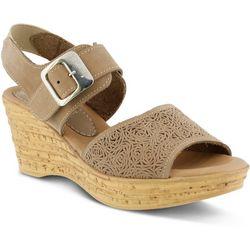 Spring Step Womens Mitu Quarter Strap Sandals
