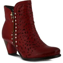 Spring Step Womens L'Artiste Emese Booties
