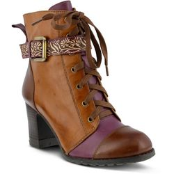 Spring Step Womens L'Artiste Loreto Ankle Boots