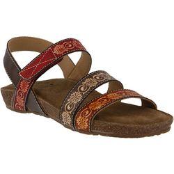 Spring Step Womens L'Artiste Paldina Sandals