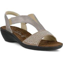 Spring Step Womens Flexus Risa Sandals