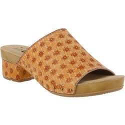 Spring Step Womens L'Artiste Khalila Slide Sandals