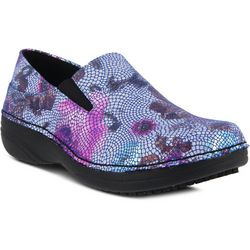 Spring Step Womens Ferrara Webs Work Shoes