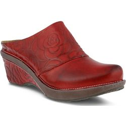 Spring Step Womens L'Artiste Bande Clogs