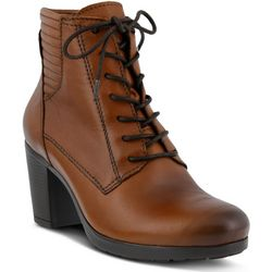 Spring Step Womens Tehoto Ankle Boots
