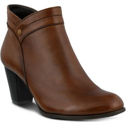 Spring Step Womens Itilia Booties