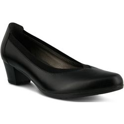 Spring Step Womens Sabeti Leather Pumps