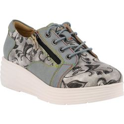 Spring Step Womens L'Artiste Daneen Lace-up Shoes
