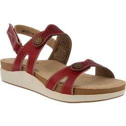 Spring Step Womens L'Artiste Globe Sandals