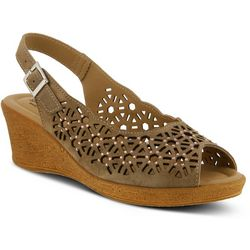 Spring Step Womens Saibara Wedge Sandals