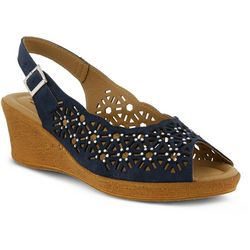 Spring Step Womens Saibara Wedge Sandals