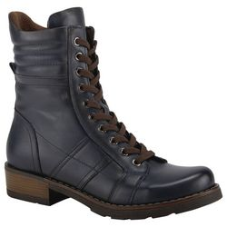 Spring Step Womens Cynala Combat Boots