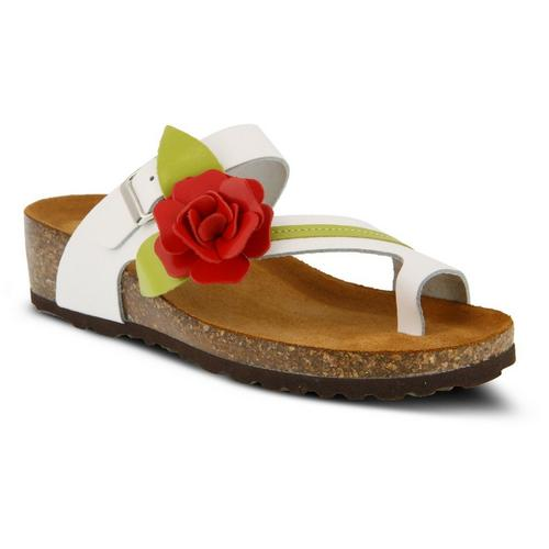 5d6114a8421a Spring Step Womens Lilah Thong Sandals