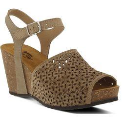 Spring Step Womens Lauralyn Wedge Sandals