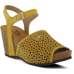 Spring Step Womens Lauralyn Wedge Sandals