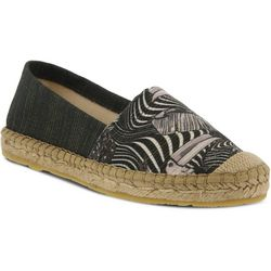 Spring Step Womens Azura Brittania Animal Flats