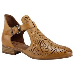 Spring Step Womens Eugenie Flats