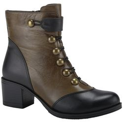 Spring Step Womens Eyre Ankle Boots