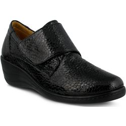 Spring Step Womens Corvo Slip-On Loafers