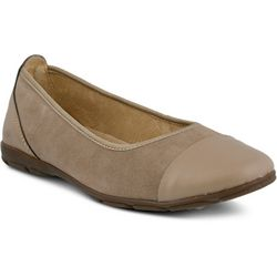 Spring Step Womens Yared Ballerina Flats