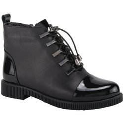 Spring Step Womens Julien Ankle Boots