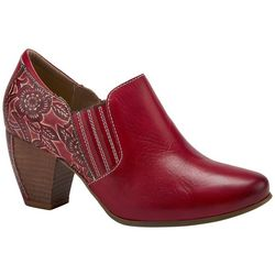 Spring Step Womens L'artiste Leatha Shootie
