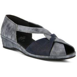 Spring Step Womens Jasna Peep-Toe Sandals