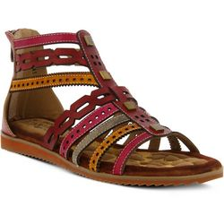 Spring Step Womens L'Artiste Anjula Sandals