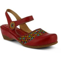 Spring Step Womens L'Artiste Amour Clogs