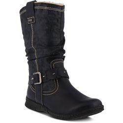 Spring Step Womens Peeta Mid Calf Boots