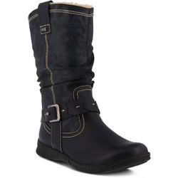 Womens Peeta Mid Calf Boots