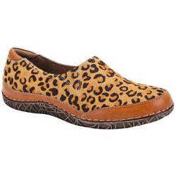 Spring Step Womens L'Artiste Libora Leo Slip On Shoes