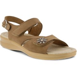 Spring Step Womens Flexus Mukava Sandals