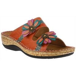 Spring Step L'Artiste Womens Anais Sandals