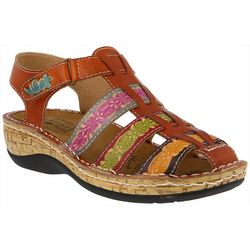 Spring Step L'Artiste Womens Lane Sandals