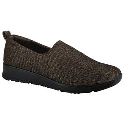 Spring Step Womens Flexus Parex Glitter Slip On