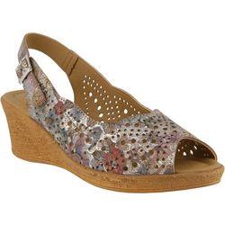 Spring Step Womens Jaciosing Slingback Sandals