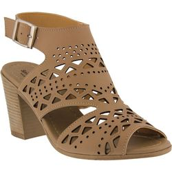 Spring Step Womens Rosemarie Dress Sandals