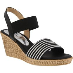 Spring Step Womens Rahma Wedge Sandals