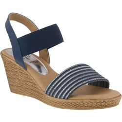 Spring Step Womens Rahma Wedge Sandals