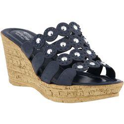 Womens Alisma Slide Sandals