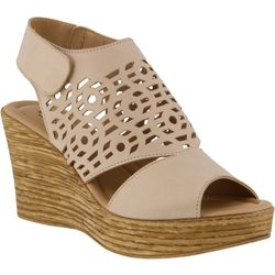 Spring Step Womens Rokshana Wedge Sandals