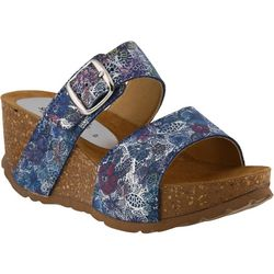 Spring Step Womens Nomys Slide Sandals