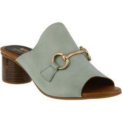 Spring Step Womens Deiyluv Slide Sandals